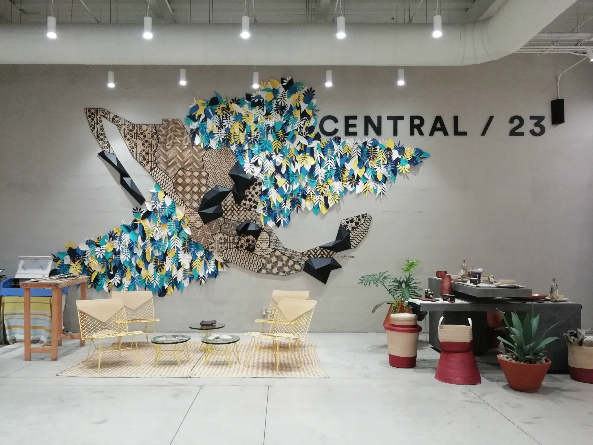 Central 23, la nueva tienda de diseño nacional con más de 50 marcas