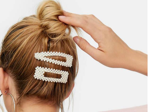 múltiples colores fecha de lanzamiento buena reputación Checa los accesorios para el pelo que están por todos lados ...