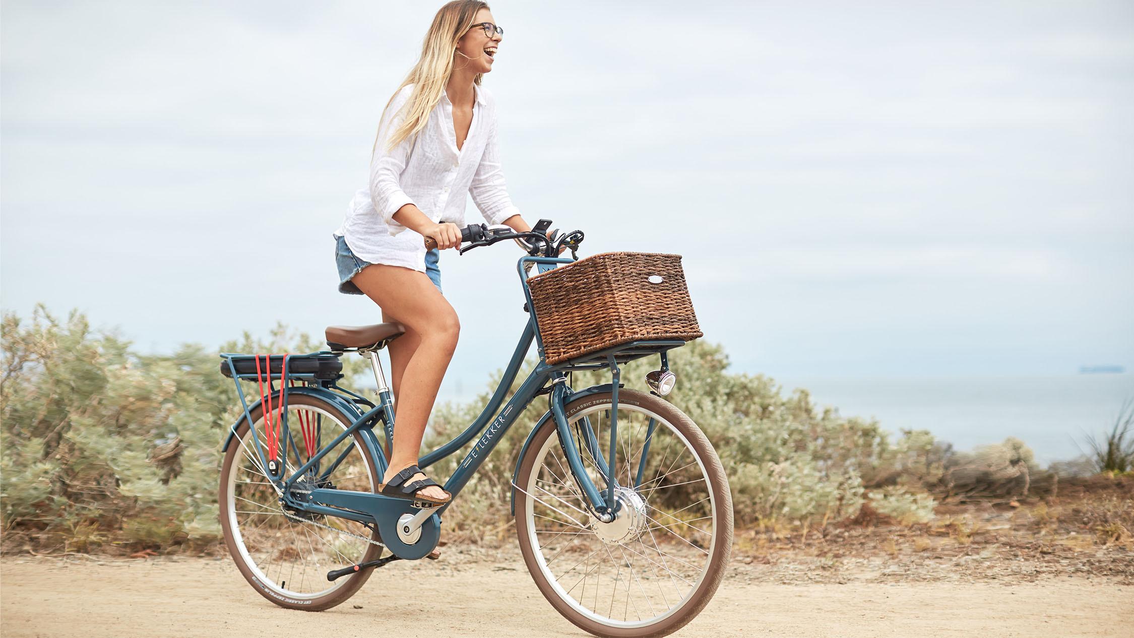 Lekker E-Bike Test Day