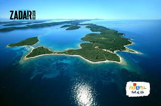 Dugi otok, zaljev Pantera i Veli rat