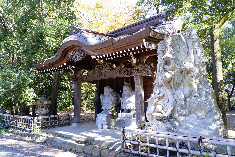 Jindaiji Temple, Chofu, Tokyo