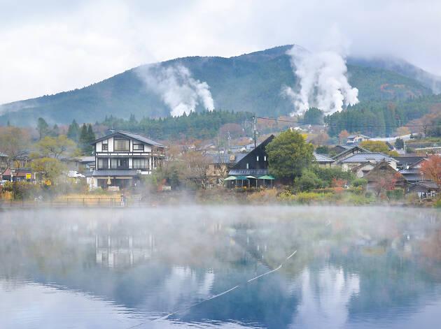 Yufuin Onsen, Oita