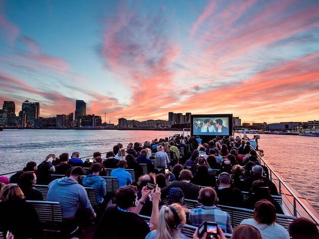 Time Out presents Movies on the River
