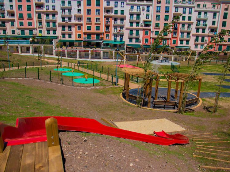 Parque Urbano do Neudel