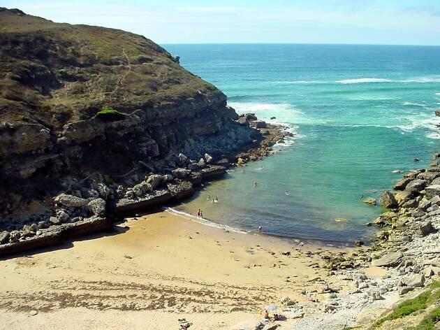 Praia da Samarra
