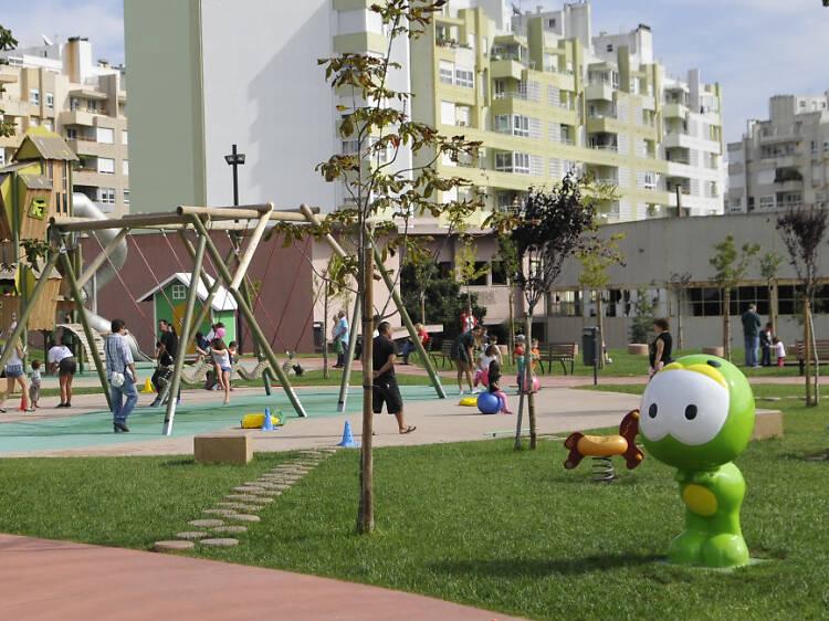 Parque da BD – Turma da Mônica