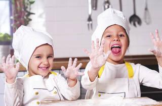 Supper Stars - Mini Chefs