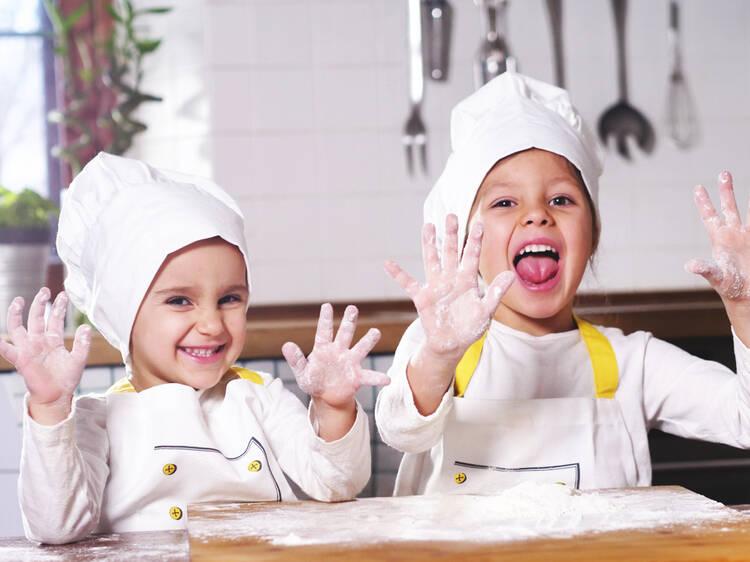 Workshops de Cozinha da Supper Stars