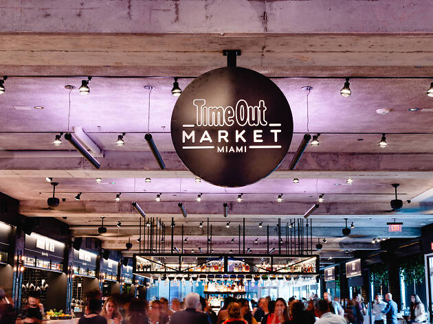 Your guide to Time Out Market Miami