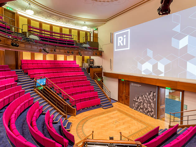 37% off talks at the Royal Institution