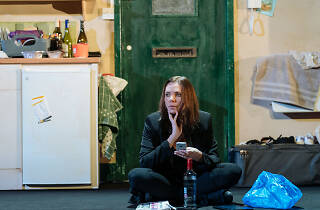 The Girl on the Train, Duke of York's Theatre, 2019
