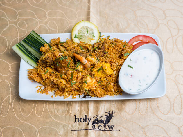 Holy Cow - Tandoori Mix Grill