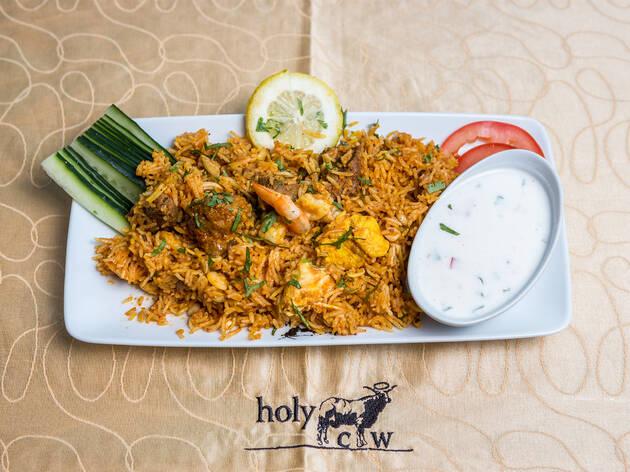 Holy Cow - Tandoori Mix Grill