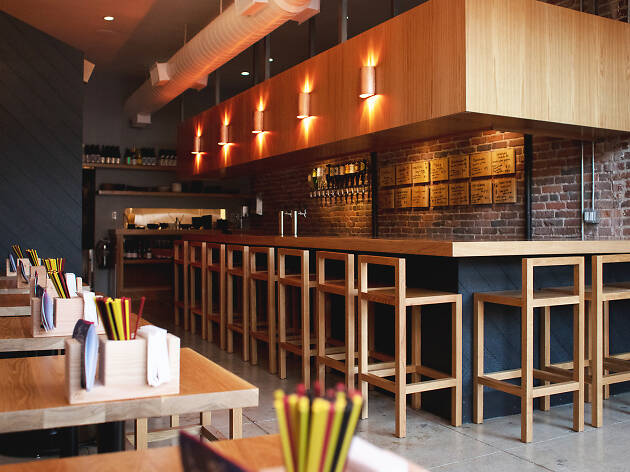 Tsubaki sake bar OTOTO in Echo Park Los Angeles