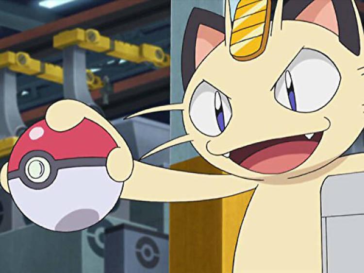 Meowth de Pokémon
