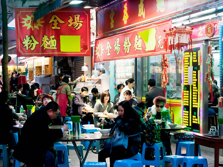 Best 24-hour and late-night restaurants in Hong Kong