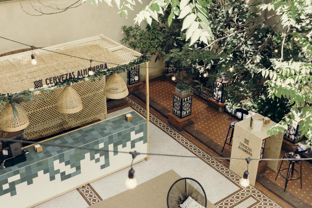 5 motivos para enamorarte del nuevo Jardín Cervezas Alhambra