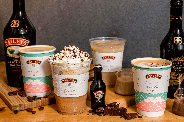baileys x mira mall coffee mart 2019