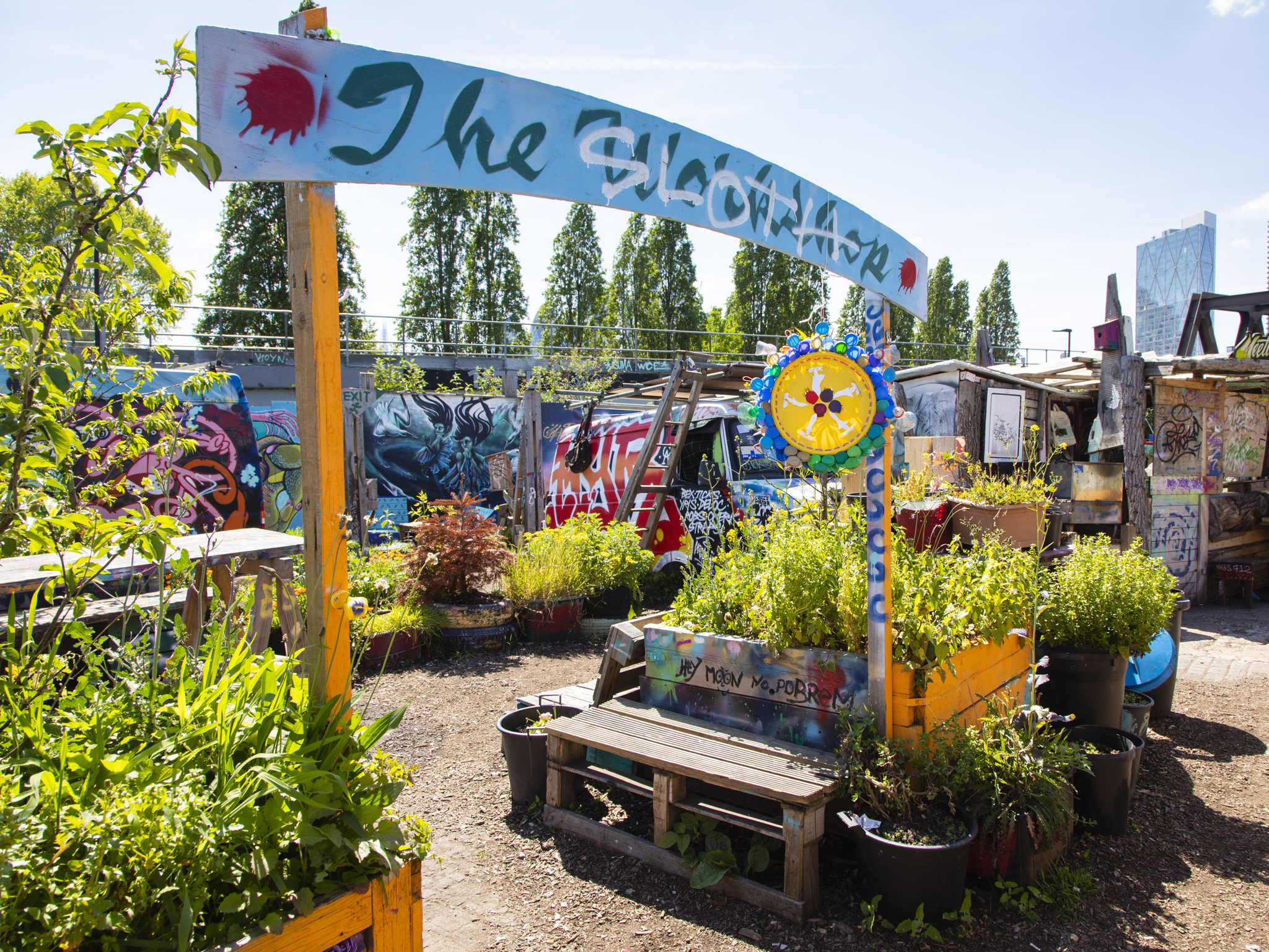 Meet the Londoners who are transforming the city through gardening