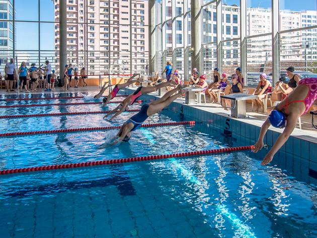 piscinas municipais