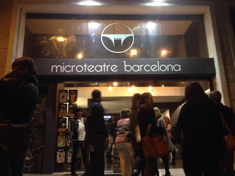 Microteatre Barcelona