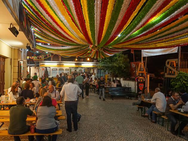 Festas de Lisboa trazem arraiais, marchas e um tributo a Variações com Conan Osiris