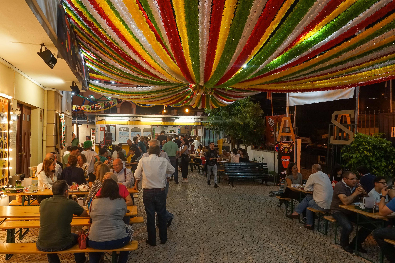 Os melhores arraiais esta semana em Lisboa