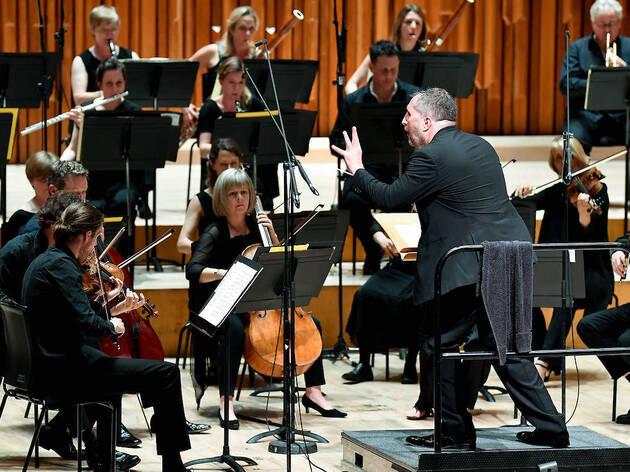 'Beethoven Symphony Cycle' at Barbican Hall