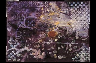 Sigmar Polke. Mephisto, 1988