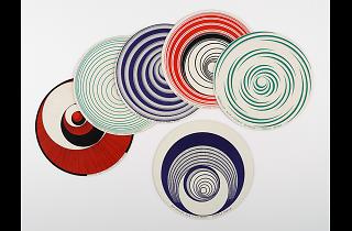 Marcel Duchamp. Optical disc, 1935