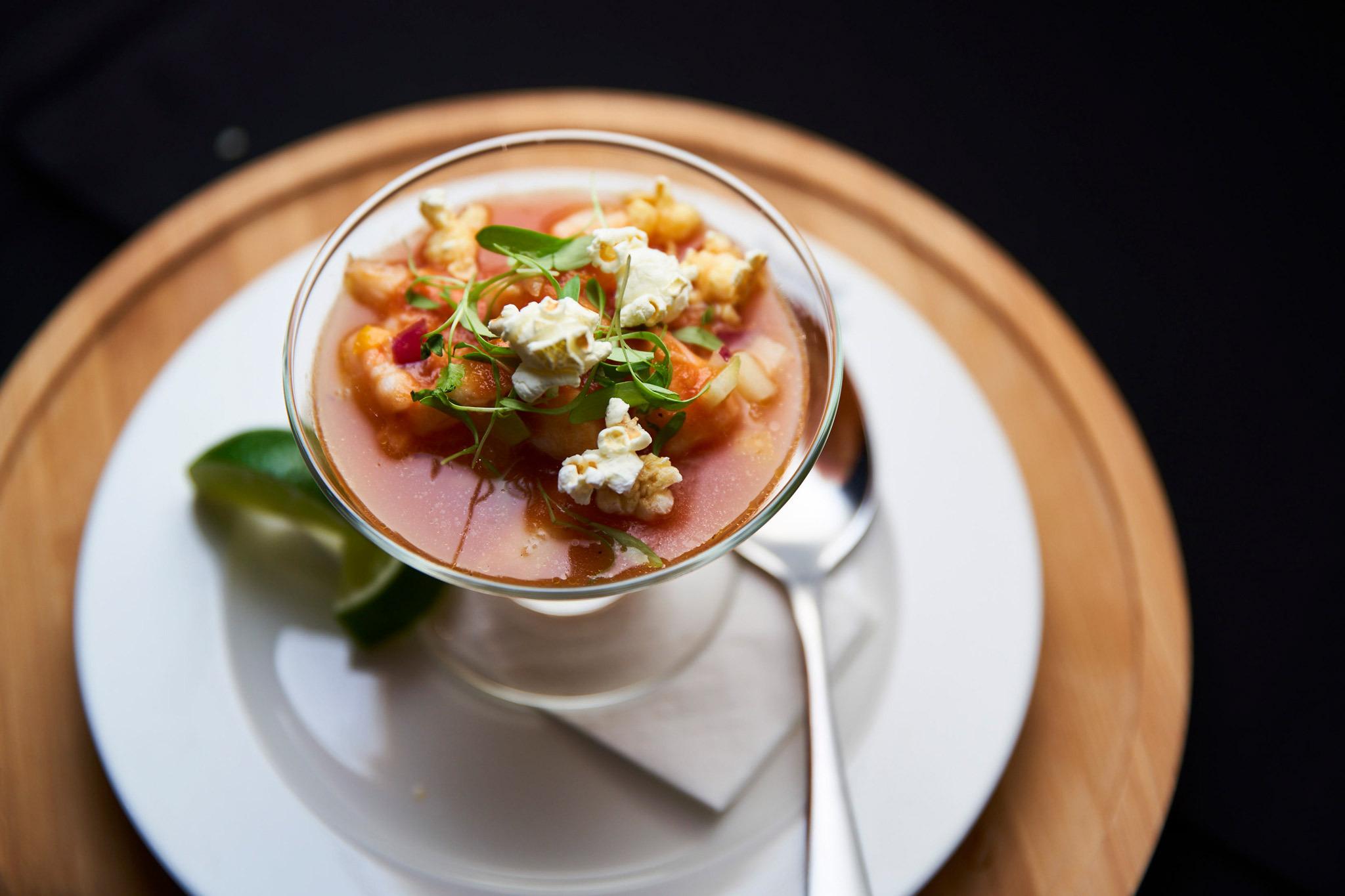 Food Envy: Norman Van Aken's shrimp ceviche