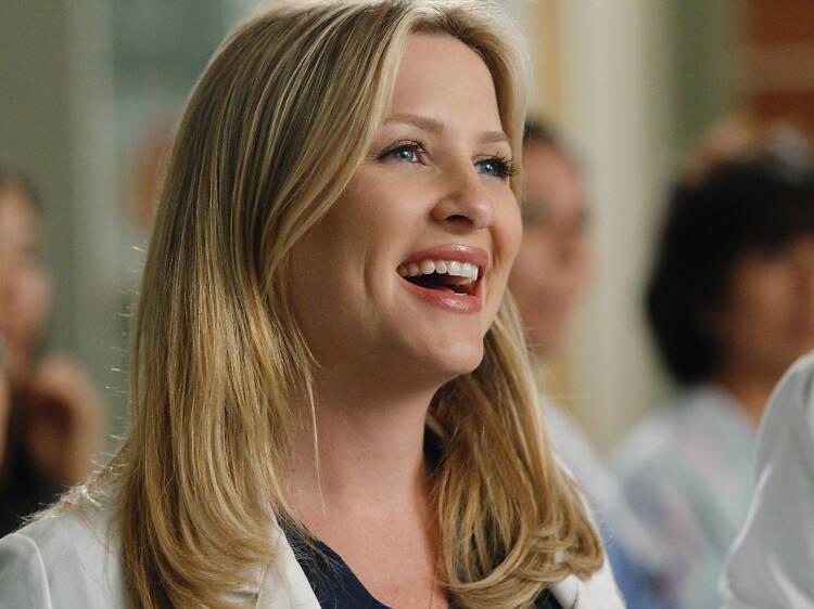 Arizona Robbins (Jessica Capshaw)