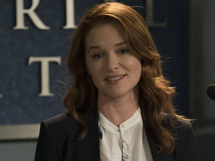 April Kepner (Sarah Drew)