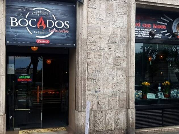 Bocados Latin Coffee