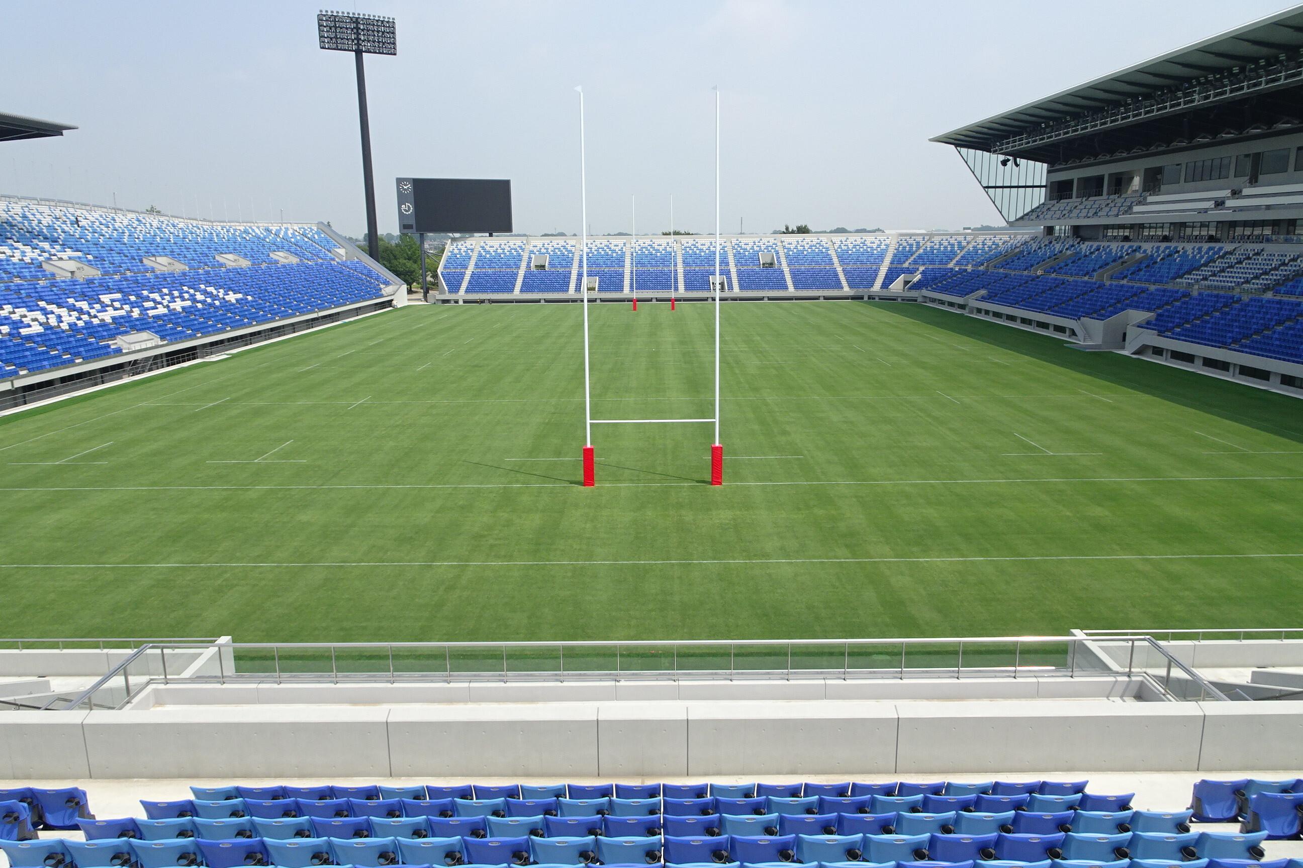 Kumagaya Rugby Stadium