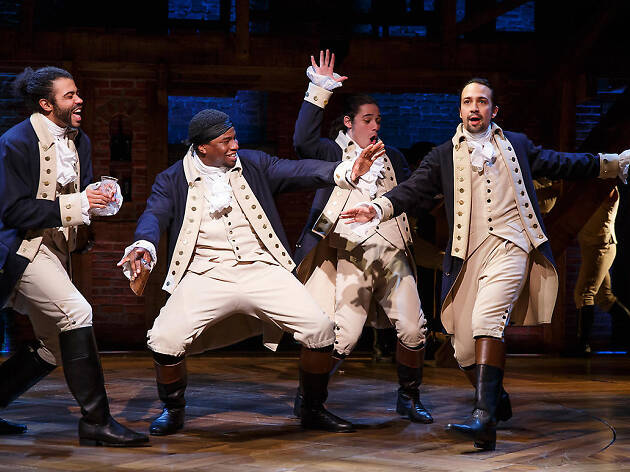 Hamilton 2019 announcement New York photo credit: Joan Marcus