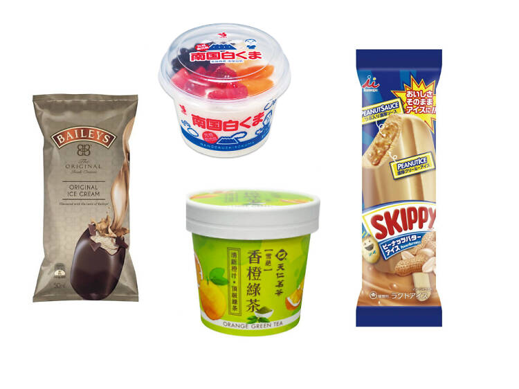 Eight convenience store ice creams to try this summer