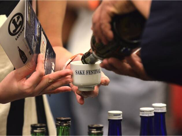 Sake Festival Singapore