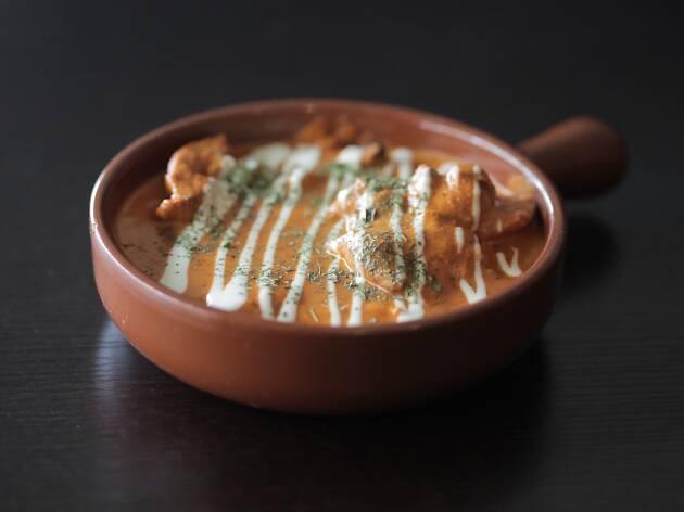 Haldi Moonee Ponds Butter Chicken