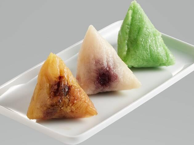Green Common_RICE_Dumpling