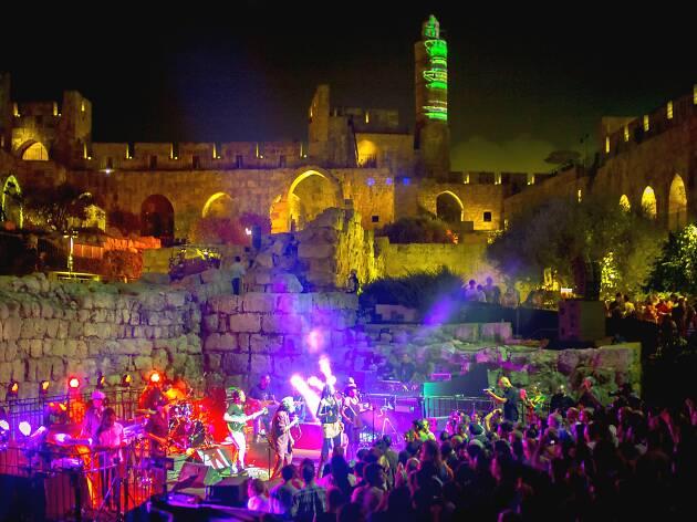 Summer Events - Jerusalem Guide