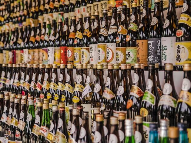 Japan, alcohol