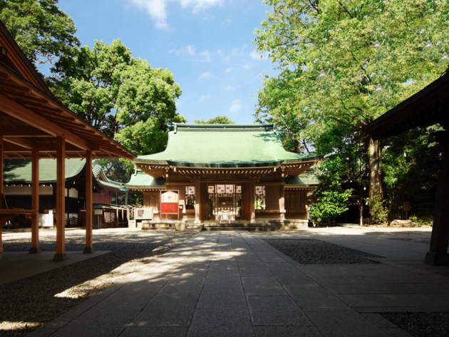 Kawagoe Hikawa Shrine