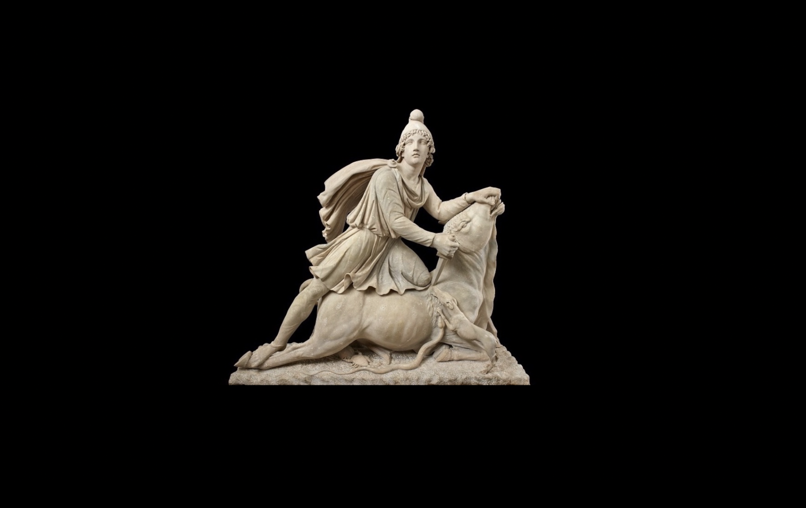 Statue of Mithras