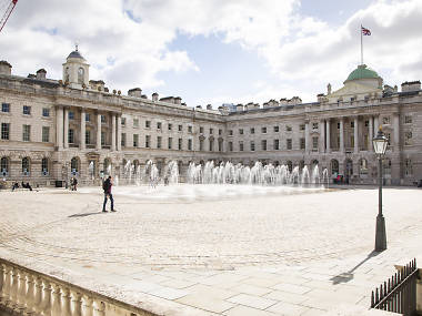 You can donate plants to Somerset House's lush Earth Day installation