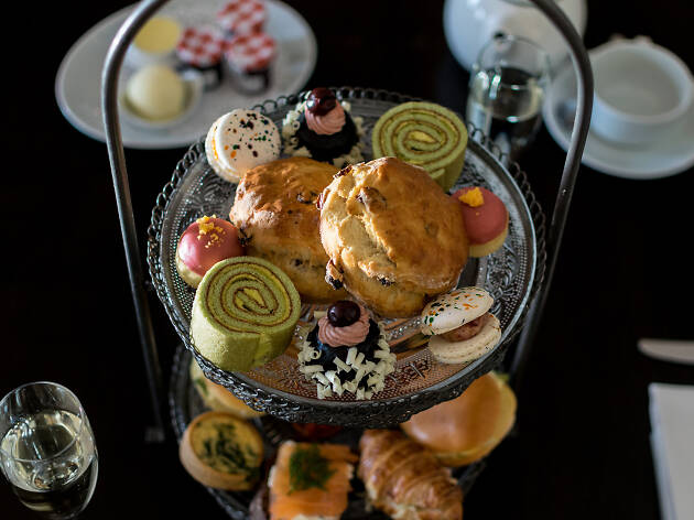 12 excellent afternoon teas in Edinburgh