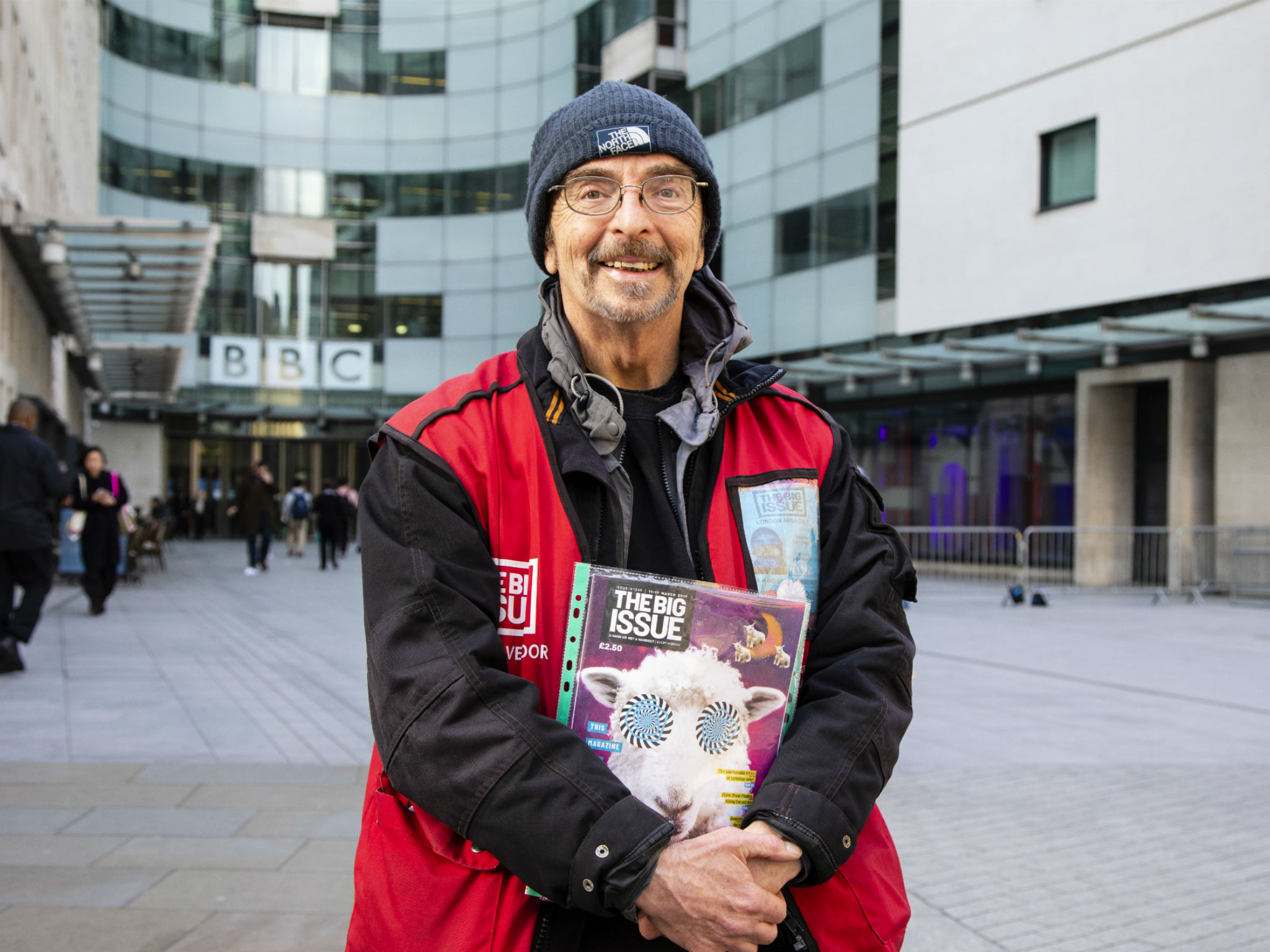 Things you only know if you're a Big Issue seller