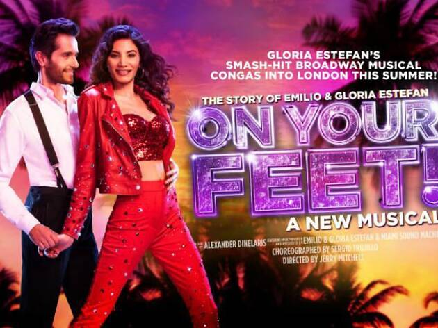 'On Your Feet!' at London Coliseum