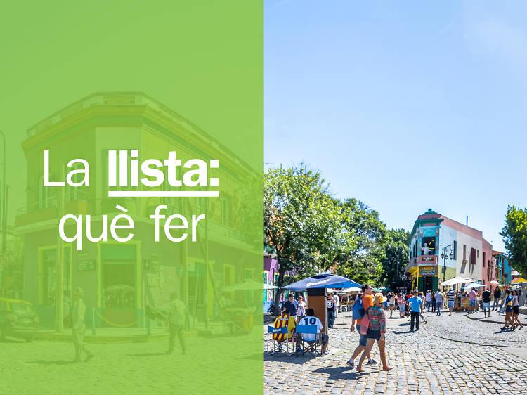 Les 10 millors coses per fer a Buenos Aires