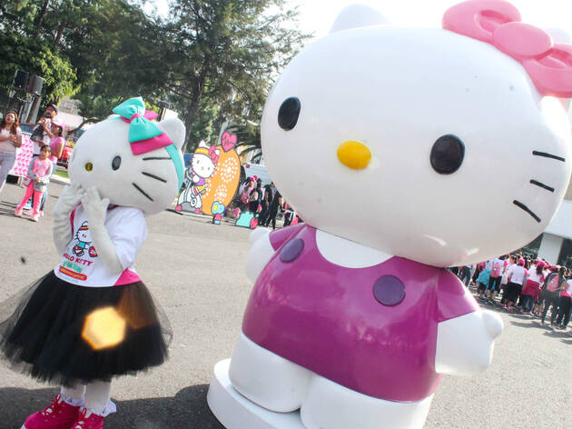 Hello Kitty Fun Run (Foto: Gran Carrera Hello Kitty)